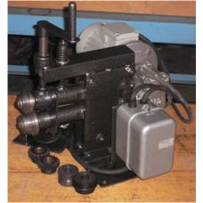 Станок зиговочный электромеханический СЗ-ЭМ, реверс, частотный преобразователь